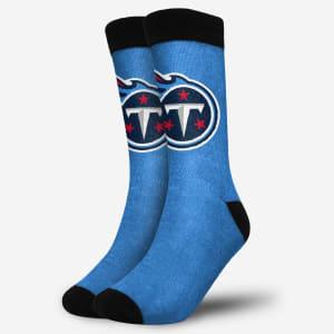 Tennessee Titans Primetime Socks - S/M