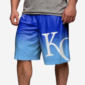 Kansas City Royals Gradient Polyester Short - XL