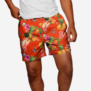 "Cleveland Browns Fruit Life 5.5"" Swimming Trunks - 2XL"