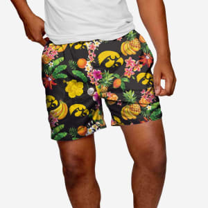 "Iowa Hawkeyes Fruit Life 5.5"" Swimming Trunks - M"