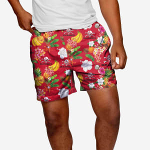 "Nebraska Cornhuskers Fruit Life 5.5"" Swimming Trunks - L"
