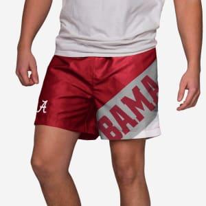 "Alabama Crimson Tide Big Logo 5.5"" Swimming Trunks"