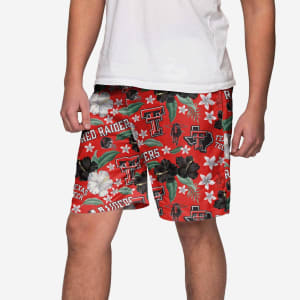 Texas Tech Red Raiders City Style Swimming Trunks - 2XL