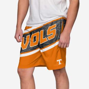 Tennessee Volunteers Big Wordmark Swimming Trunks - XL