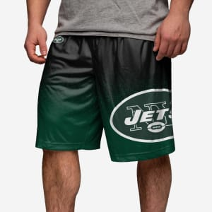New York Jets Gradient Polyester Short - M