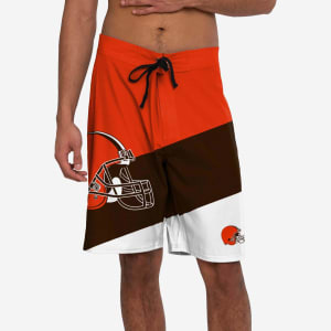 Cleveland Browns Color Dive Boardshorts - 2XL
