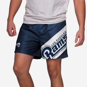 "Los Angeles Rams Big Logo 5.5"" Swimming Trunks - L"