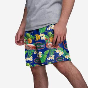 Florida Gators Floral Shorts - XL