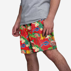 Buffalo Bills Floral Shorts - M