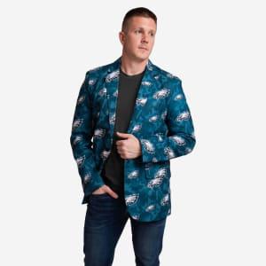 Philadelphia Eagles Digital Camo Suit Jacket - 50