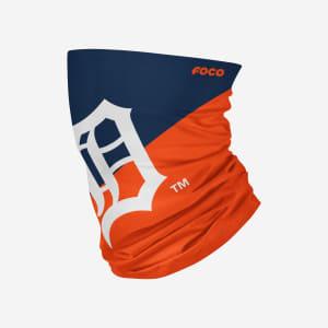 Detroit Tigers Big Logo Gaiter Scarf - Adult