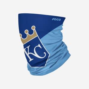 Kansas City Royals Big Logo Gaiter Scarf - Youth