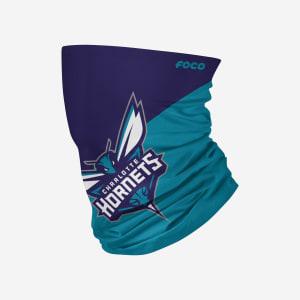 Charlotte Hornets Big Logo Gaiter Scarf - Youth