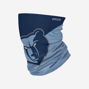 Memphis Grizzlies Big Logo Gaiter Scarf - Youth