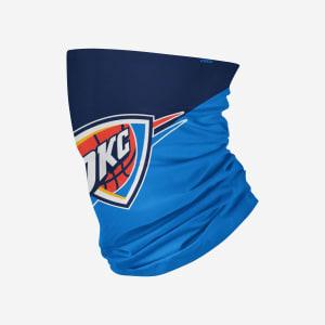 Oklahoma City Thunder Big Logo Gaiter Scarf - Adult