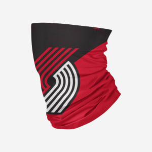 Portland Trail Blazers Big Logo Gaiter Scarf - Youth