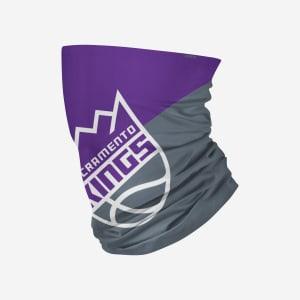 Sacramento Kings Big Logo Gaiter Scarf - Youth