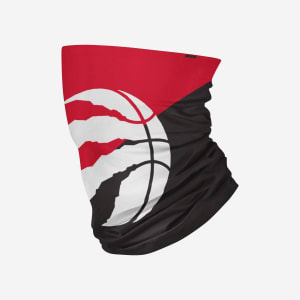 Toronto Raptors Big Logo Gaiter Scarf - Youth