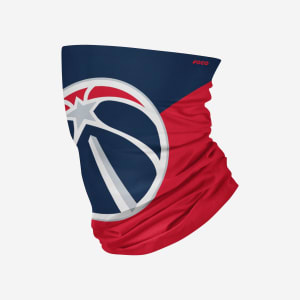 Washington Wizards Big Logo Gaiter Scarf - Youth