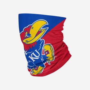 Kansas Jayhawks Big Logo Gaiter Scarf - Youth