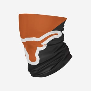 Texas Longhorns Big Logo Gaiter Scarf