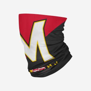Maryland Terrapins Big Logo Gaiter Scarf
