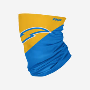 Los Angeles Chargers Big Logo Gaiter Scarf - Youth