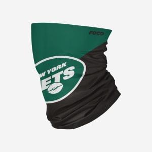 New York Jets Big Logo Gaiter Scarf - Adult