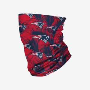 New England Patriots Floral UV Gaiter Scarf
