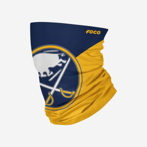 Buffalo Sabres Big Logo Gaiter Scarf - Adult