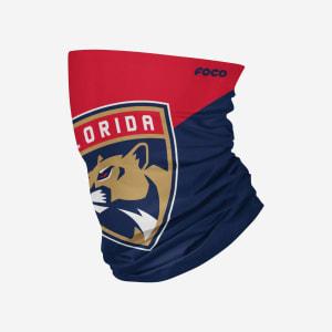 Florida Panthers Big Logo Gaiter Scarf - Youth