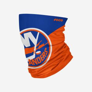 New York Islanders Big Logo Gaiter Scarf - Adult