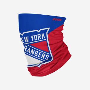 New York Rangers Big Logo Gaiter Scarf - Adult