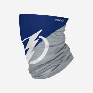 Tampa Bay Lightning Big Logo Gaiter Scarf - Adult