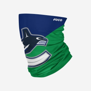 Vancouver Canucks Big Logo Gaiter Scarf - Youth