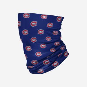 Montreal Canadiens Mini Print Logo Gaiter Scarf