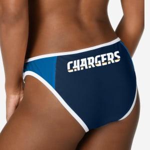 Los Angeles Chargers Team Logo Bikini Bottom - S