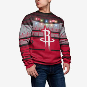 Houston Rockets Light Up Bluetooth Sweater - 2XL
