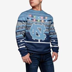North Carolina Tar Heels Stadium Bluetooth Sweater - M