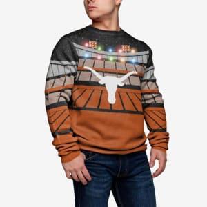 Texas Longhorns Stadium Bluetooth Sweater