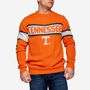 Tennessee Volunteers Vintage Stripe Sweater - M