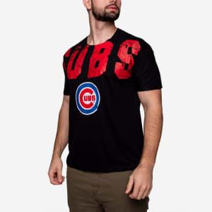 Chicago Cubs Legacy Wordmark T-Shirt - M