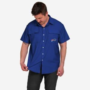 Buffalo Bills Gone Fishing Shirt - XL