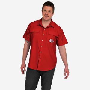 Kansas City Chiefs Gone Fishing Shirt - XL