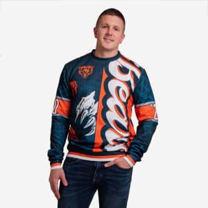Chicago Bears Team Art Shirt - L