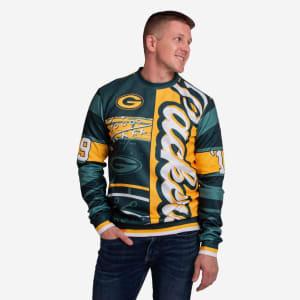 Green Bay Packers Team Art Shirt - M