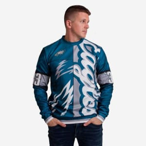 Philadelphia Eagles Team Art Shirt - L