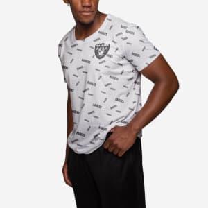 Las Vegas Raiders Mini Wordmark T-Shirt