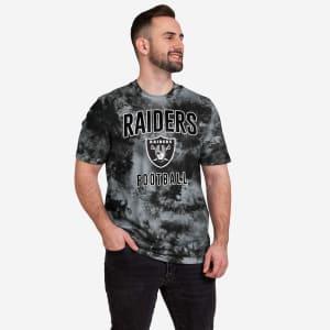 Las Vegas Raiders To Tie-Dye For T-Shirt - L