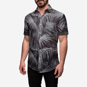 Los Angeles Kings Hawaiian Button Up Shirt - XL